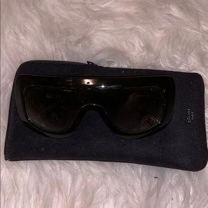 Never worn CELINE sunglasses.